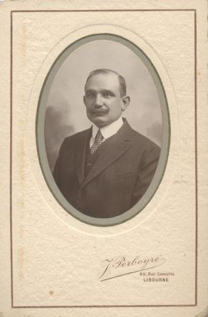 Portrait de René Moreaud