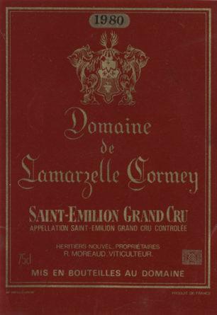 Domaine de Lamarzelle Cormey