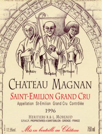Château Magnan de 1996