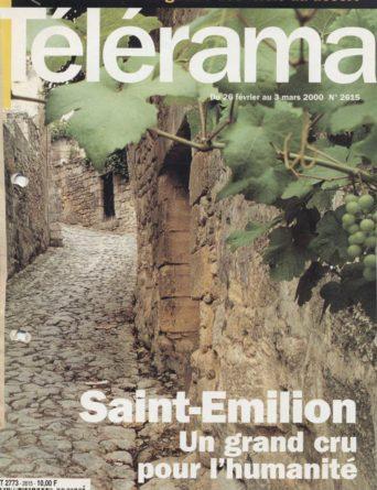 Saint-Émilion inscrit au Patrimoine Mondial de l'Humanité