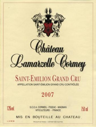 Château Lamarzelle-Cormey