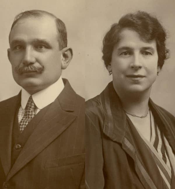 René & Lucie Moreaud