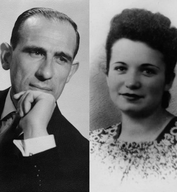 Robert & Reine Moreaud